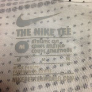 Nike Shirts - Nike Black & White T-Shirt